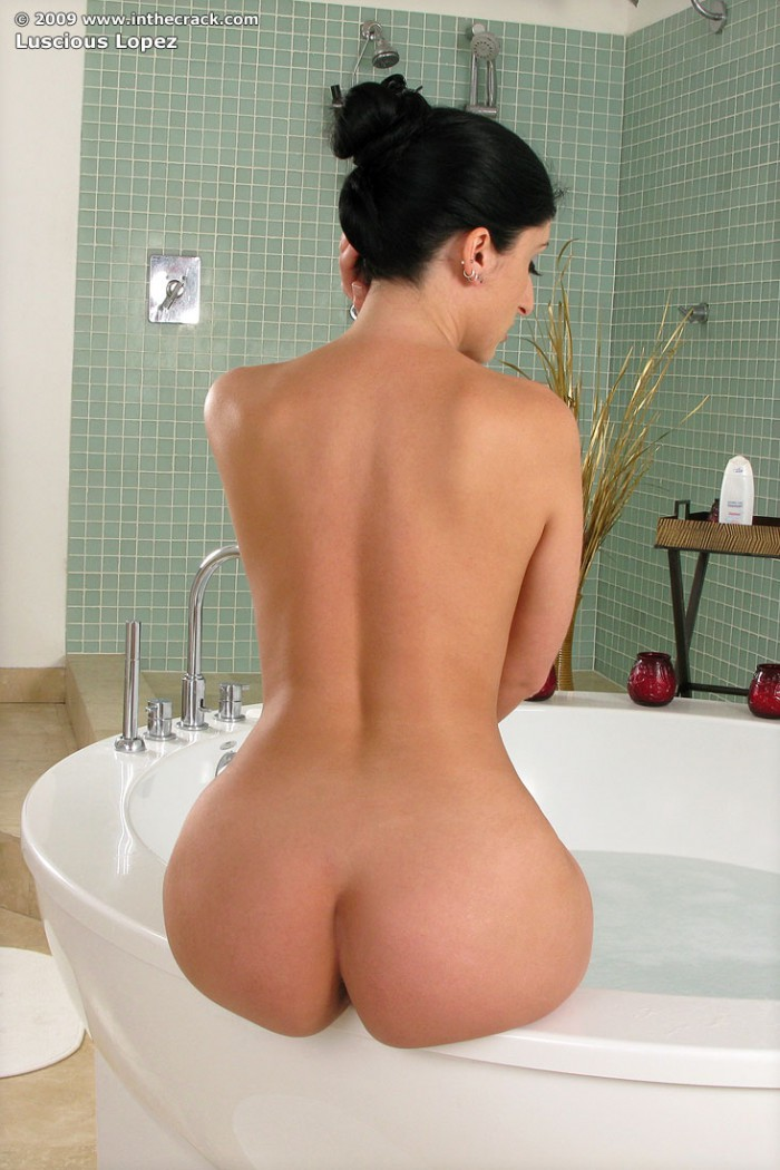 Lucious Lopez Bare Ass